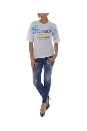 T-shirt Dsquared2 DSQUARED | 8 | S72GD0076S22507-100