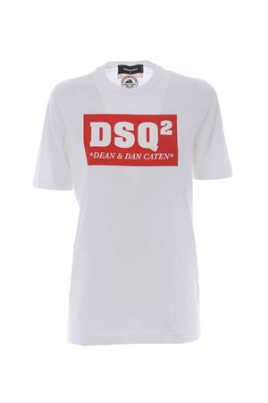 T-shirt Dsquared2 DSQUARED | 8 | S72GD0080S22427-100