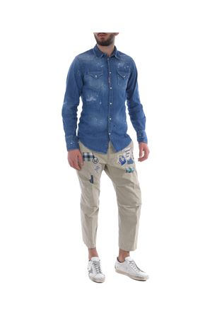 Pantaloni Dsquared2 skipper DSQUARED | 9 | S74KB0133S41794-800