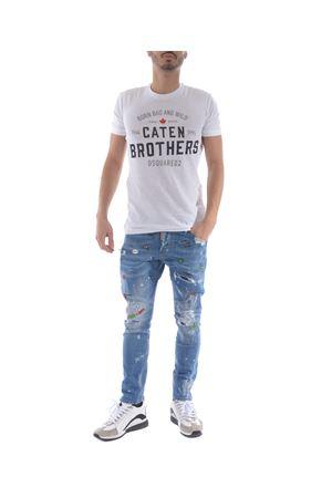 Jeans Dsquared2 sexy twist jean DSQUARED | 24 | S74LB0317S30342-470