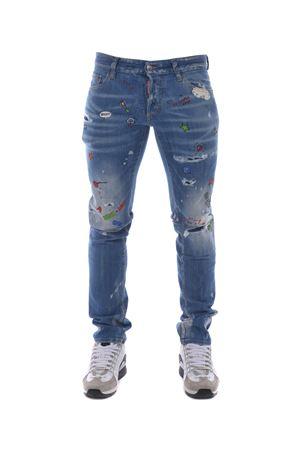 Jeans Dsquared2 slim jean DSQUARED | 24 | S74LB0319S30342-470