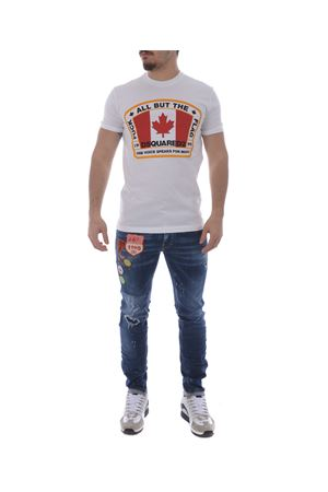 Jeans Dsquared2 cool guy jean DSQUARED | 24 | S74LB0327S30342-470