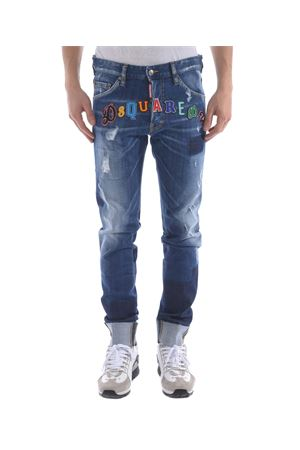 Jeans Dsquared2 cool guy jean DSQUARED | 24 | S74LB0349S30342-470