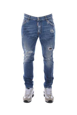 Jeans Dsquared2 classic kenny twist jean DSQUARED | 24 | S74LB0359S30309-470