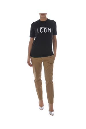 T-shirt Dsquared2 icon DSQUARED | 8 | S75GC0872S22427-900