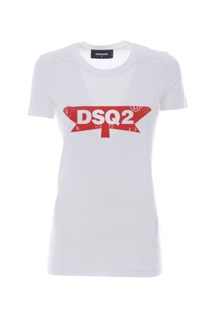 T-shirt Dsquared2 DSQUARED | 8 | S75GC0910S22427-100