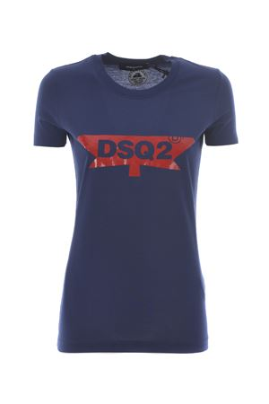 T-shirt Dsquared2 DSQUARED | 8 | S75GC0910S22427-470