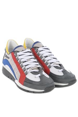 Sneakers uomo Dsquared2 DSQUARED | 5032245 | SNM0404-7180M066