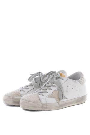 Sneakers donna Golden Goose superstar GOLDEN GOOSE | 5032245 | G32WS590E67