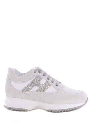 Sneakers donna Hogan Interactive H strasse nylon HOGAN | 5032245 | HXW00N02011FIKB001