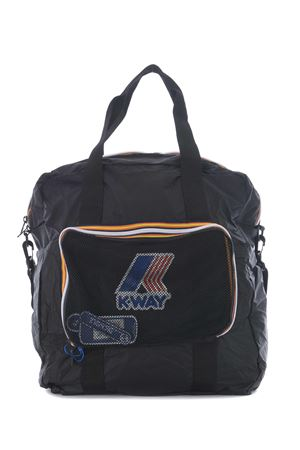 Borsone K-Way le vrai 3.0 violette K-WAY | 31 | K006X30K02