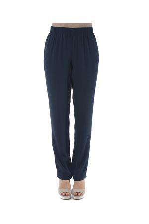 Pantaloni fluidi Blue Les Copains LES COPAINS BLUE | 9 | 0J30210198