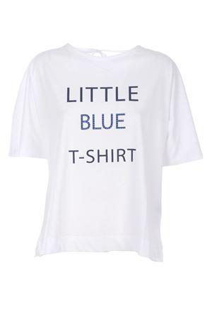 T-shirt Blues Les Copains LES COPAINS BLUE | 8 | 0J90500100