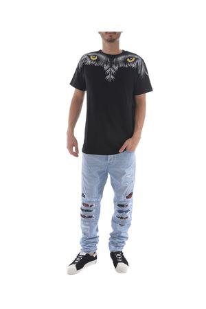 T-shirt Marcelo Burlon County of Milan eye wings MARCELO BURLON | 8 | CMAA018S180010051088