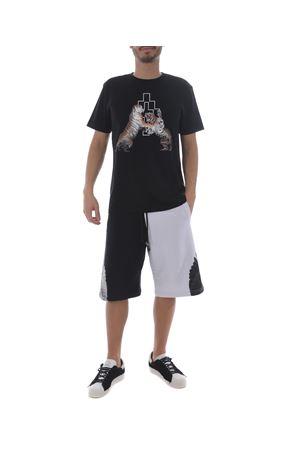 T-shirt Marcelo Burlon County of Milan double tiger MARCELO BURLON | 8 | CMAA018S180010381088
