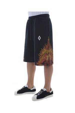 Shorts Marcelo Burlon County of Milan flame wings MARCELO BURLON | 30 | CMCI001S186300061088