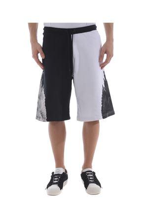 Shorts Marcelo Burlon County of Milan bicolor wings MARCELO BURLON | 30 | CMCI001S186300180188