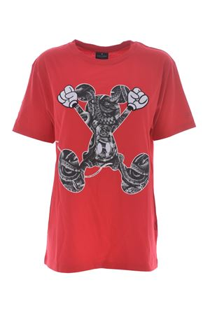 T-shirt Marcelo Burlon county of Milan mickey mouse jump MARCELO BURLON | 8 | CWAA016R180470792088