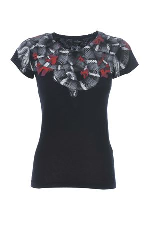 T-shirt Marcelo Burlon county of Milan flower snake MARCELO BURLON | 8 | CWAA027R180470641088