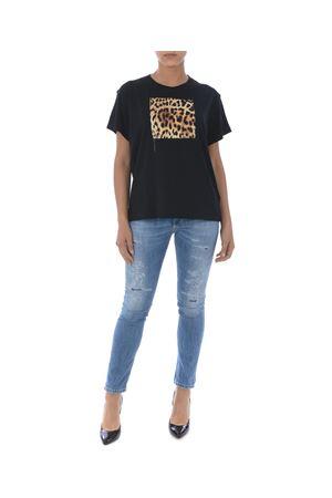 T-shirt Marcelo Burlon County of Milan leopard MARCELO BURLON | 8 | CWAA030S180472451088