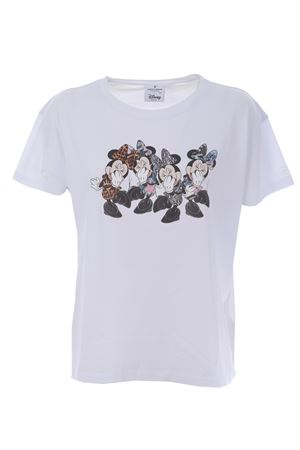T-shirt Marcelo Burlon County of Milan x Disney  minnie quartet MARCELO BURLON | 8 | CWAA030S180472610188