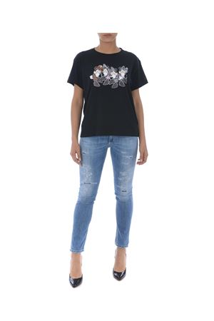 T-shirt Marcelo Burlon County of Milan x Disney minnie quartet MARCELO BURLON | 8 | CWAA030S180472611088