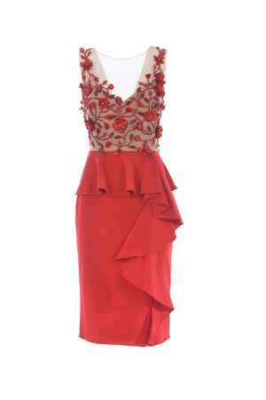 Abito Marchesa Notte MARCHESA NOTTE | 11 | N20C0496RED