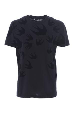 T-shirt MCQ Alexander McQueen swallow MCQ | 8 | 277605RIT66-1000