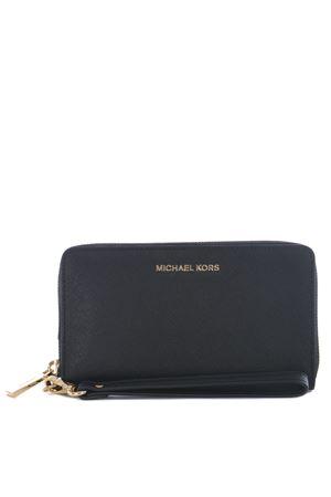 Portafoglio Michael Kors large flat phone case MICHAEL KORS | 63 | 32H4GTVE9L001