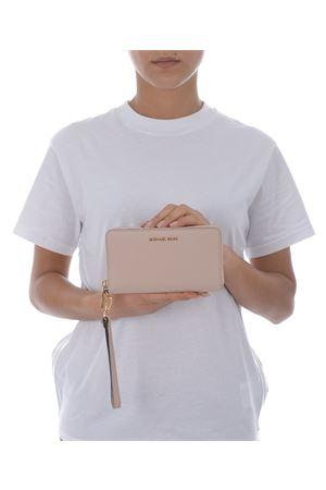 Portafoglio Michael Kors large flat phone case MICHAEL KORS | 63 | 32H4GTVE9L187