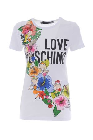 T-shirt Love Moschino MOSCHINO LOVE | 8 | W4F7330E1907-A00