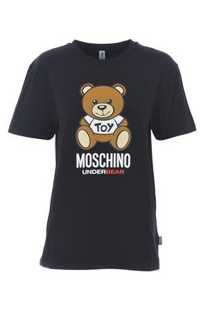 T-shirt Moschino Underwear orso MOSCHINO UNDERWEAR | 8 | 19088106-555