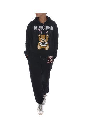 Felpa Moschino orso playboy MOSCHINO | 10000005 | 1707527-1555