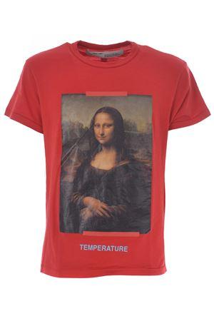 T-shirt Off White monnalisa OFF WHITE | 8 | OMAA002S180010122010