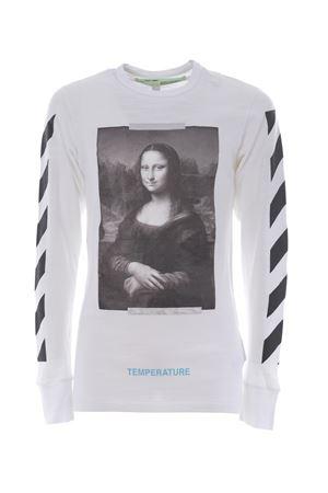 T-shirt Off White monnalisa OFF WHITE | 8 | OMAB001S180010120110