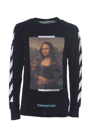 T-shirt Off White monnalisa OFF WHITE | 8 | OMAB001S180010121001
