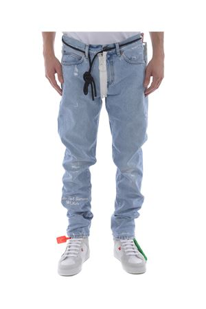Jeans Off White OFF WHITE | 24 | OMYA003S183860267101