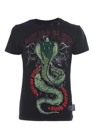T-shirt Philipp Plein party all the time PHILIPP PLEIN | 8 | MTK1943PJY002N-0205