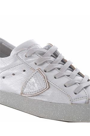 Sneakers donna Philippe Model paris glitter PHILIPPE MODEL | 5032245 | CGLDML22