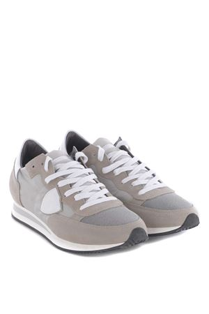 Sneakers uomo Philippe Model tropez low PHILIPPE MODEL | 5032245 | TRLU1103