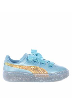 Sneakers Puma x Sophia Webster platform glitter princess PUMA | 5032245 | 36613101METALLIC BLUE