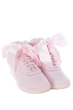 Sneakers donna Puma fs hi satin bow REEBOK | 5032245 | CM8905PORCELAINPINK-SK