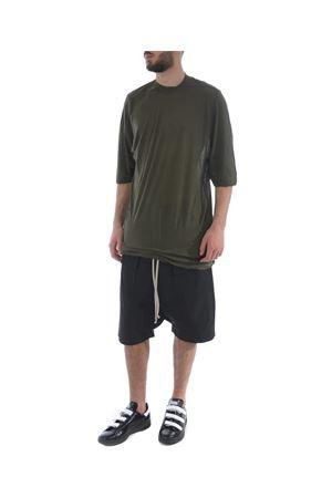 Maxi t-shirt Rick Owens DRKSHDW RICK OWENS DRKSHDW | 8 | DU18S3274B 75