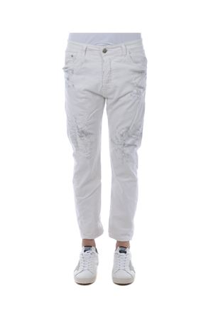 Jeans Yes London YES LONDON | 24 | XP2777BIANCO