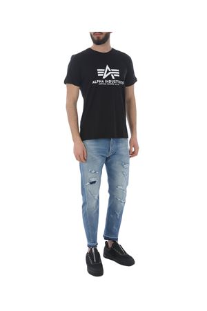 T-shirt Alpha Industries ALPHA INDUSTRIES | 8 | 10050103