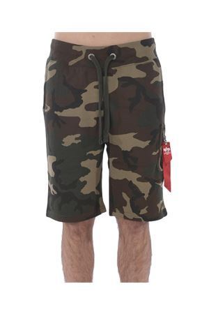 Shorts Alpha Industries ALPHA INDUSTRIES | 30 | 166301408