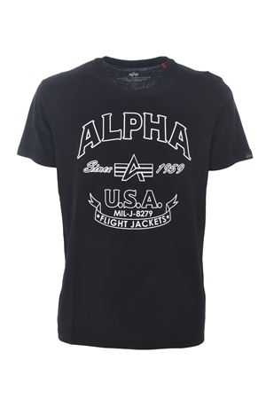 T-shirt Alpha Industries ALPHA INDUSTRIES | 8 | 19650403