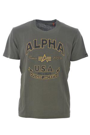 T-shirt Alpha Industries ALPHA INDUSTRIES | 8 | 196504142