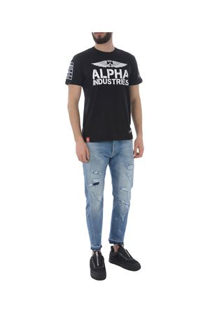 T-shirt Alpha Industries ALPHA INDUSTRIES | 8 | 19651803