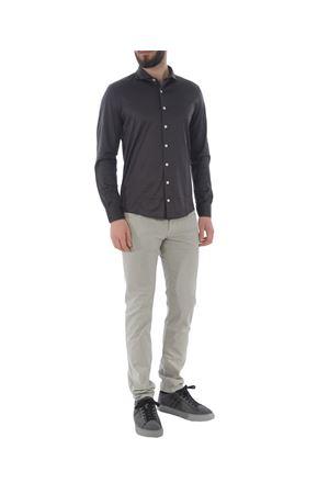 Camicia Barba in filo di scozia BARBA   6   7400160510-178